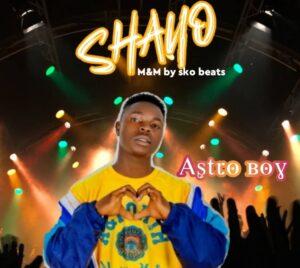 Astro Boy - Shayo