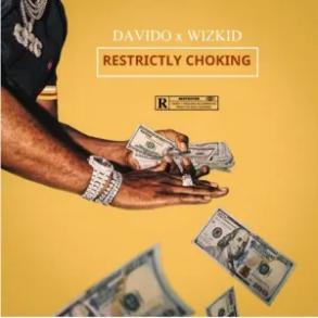 VJ Adams ft Wizkid Davido Strictly choking Freestyle artwork