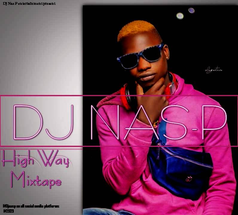 Dj Nas P High Way mixtape art