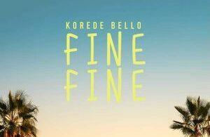 Korede Bello Fine Fine artwork