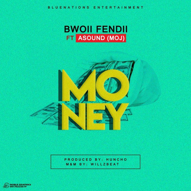 Bwoii Fendii ft A sound Money artwork