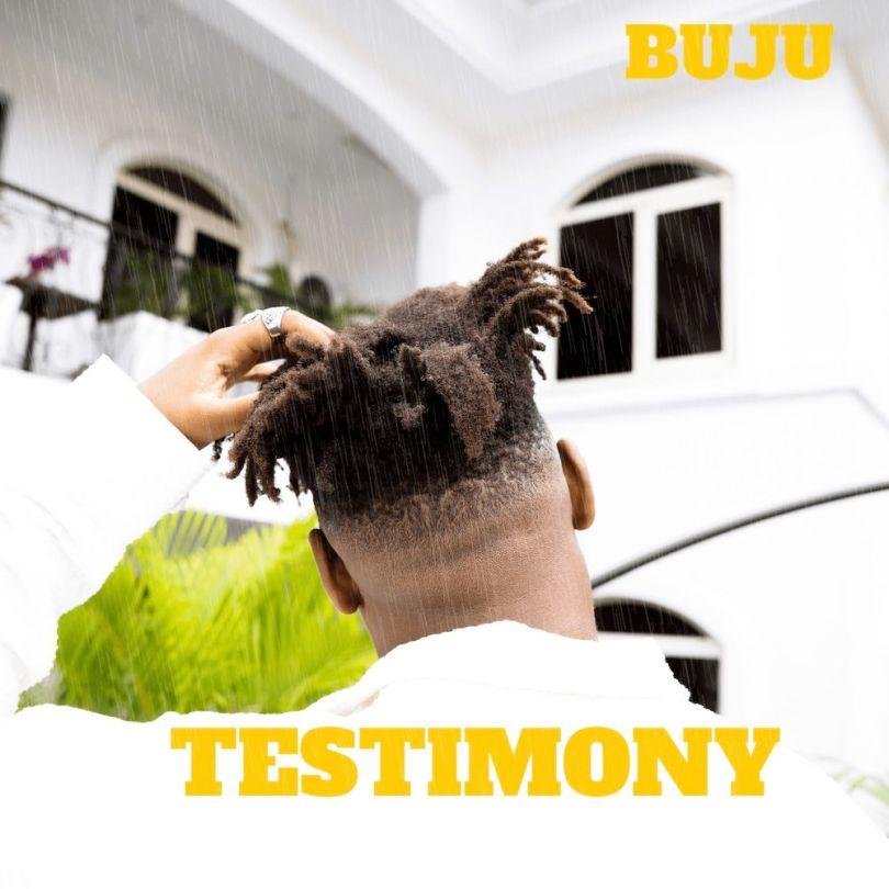 Buju Testimony artwork
