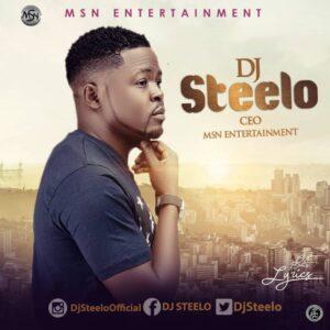 Dj Steelo latest Mixtape artwork