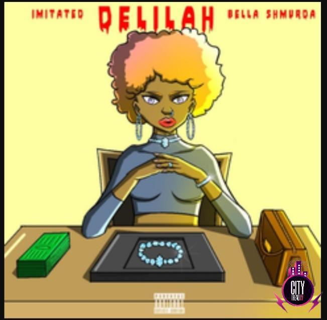 Imitated - Delilah ft. Bella Shmurda artwork