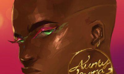 Ycee Aunty Lovina ft Patoranking artwork
