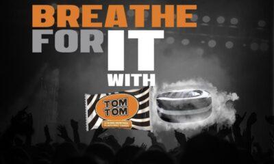 TomTom breathe for it soundtrack artwork
