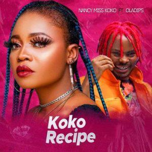 Nancy Misskoko - Aye ft Oladips artwork
