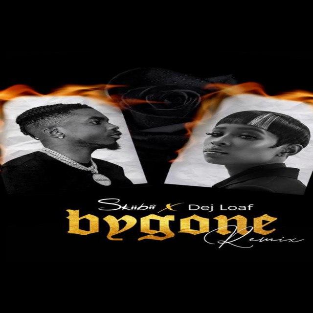 Skiibii - Bygone ft Dej loaf artwork