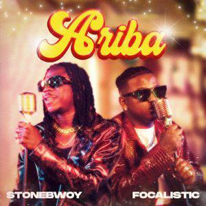 Stonebwoy - Ariba ft Focalistic artwork