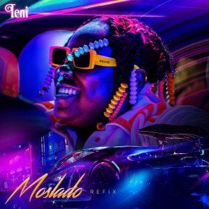 Teni - moslado ft Pheelz artwork
